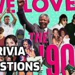 1990s Cultural Trivia Questions and Answers