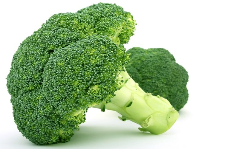 Broccoli - the source of calcium