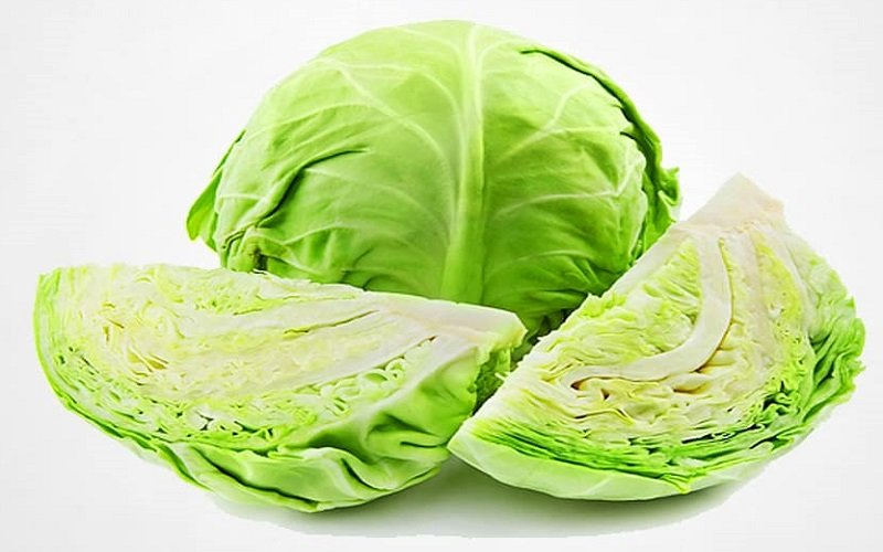Cabbage - A negative calorie food