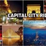 Capital City Riddles - How Well You Know the World?