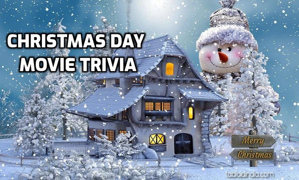 20 Movie Trivia for Christmas Day