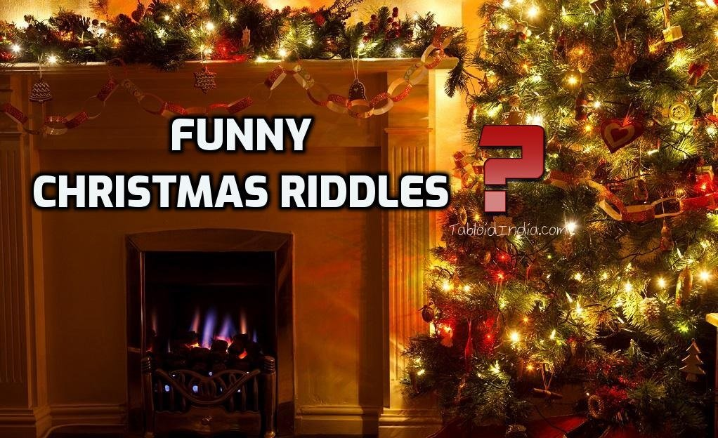 Fun Filled Christmas Riddles