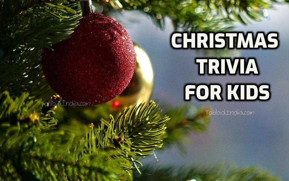 Kids Christmas trivia questions