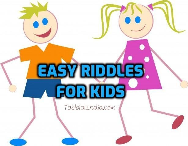 Easy Riddles for the Kids