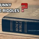 Best Bible Riddles with Keys