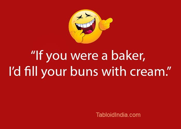 Funny pickup line picture quote 1