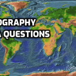 25 Geography Trivia Questions with Answers