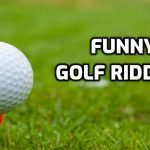 16 Most Difficult Golf Riddles with Keys