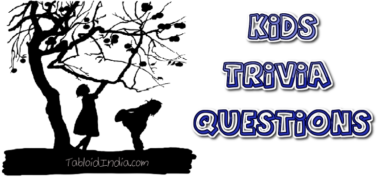 Trivia questions for kids