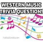 27 Tricky Music Trivia Questions with Answers