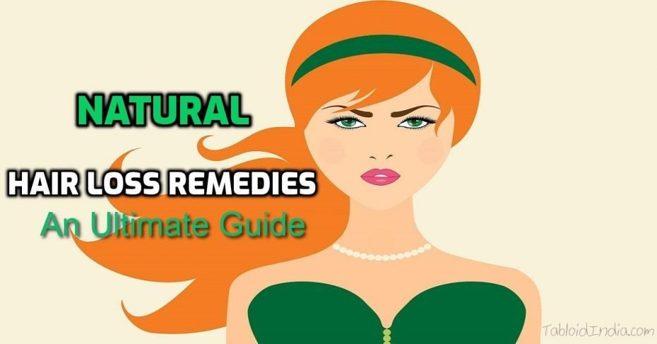 Natural Hair Loss Remedies
