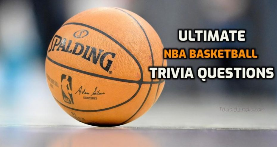 NBA trivia questions and answers