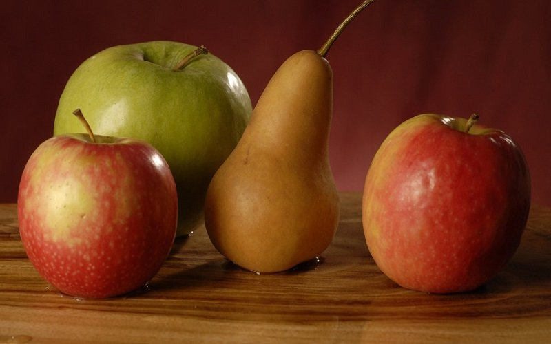 Pears - the peer of apple