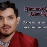 20 Best Quotes by Adam Lambert