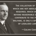 43 Inspiring Quotes by Calvin Coolidge