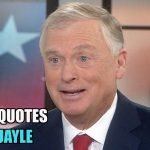 Famous Quotes by American Politician Dan Quayle