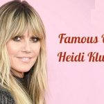 Famous Quotes by German Model Heidi Klum