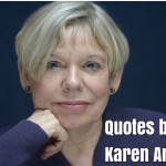 25 Best Quotes by British Author Karen Armstrong