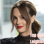 Best Quotes by Actress Leighton Meester