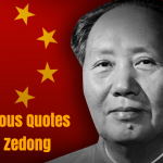 20 Famous Quotes by Chinese Revolutionary Mao Zedong
