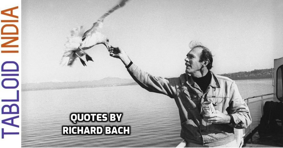 Quotes by Writer Richard Bach