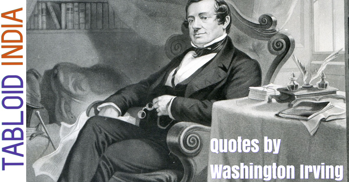 Quotes by Washington Irving