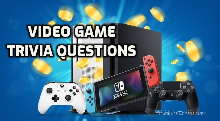 Video Game Trivia Questions with Answers
