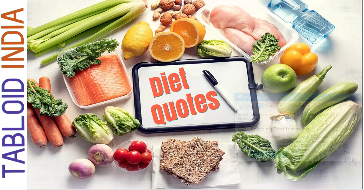 101 Inspiring Diet Quotes by Famous Celebrities