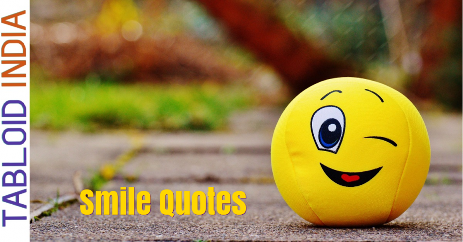 Smile Quotes and Captions