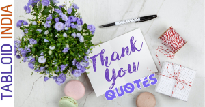 Famous Thank You Quotes