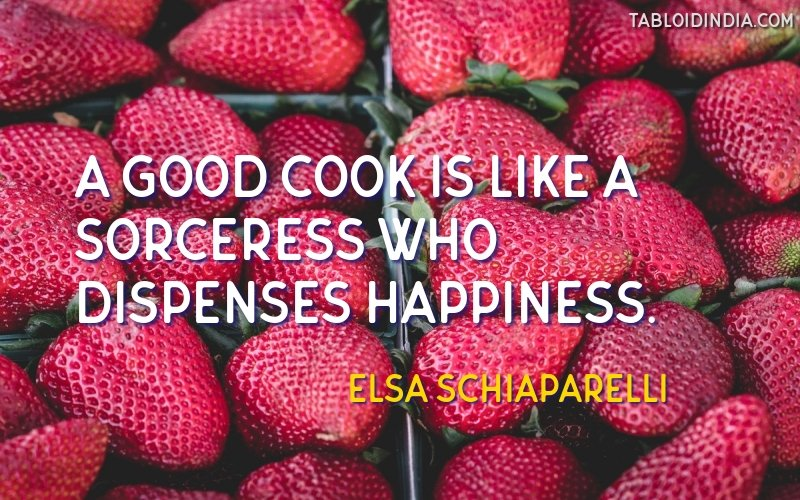 Cooking quote
