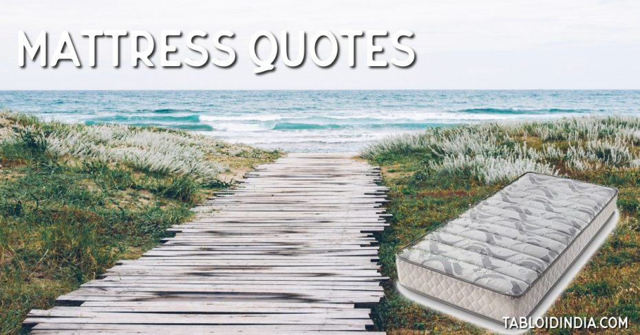 Funny Mattress Quotes