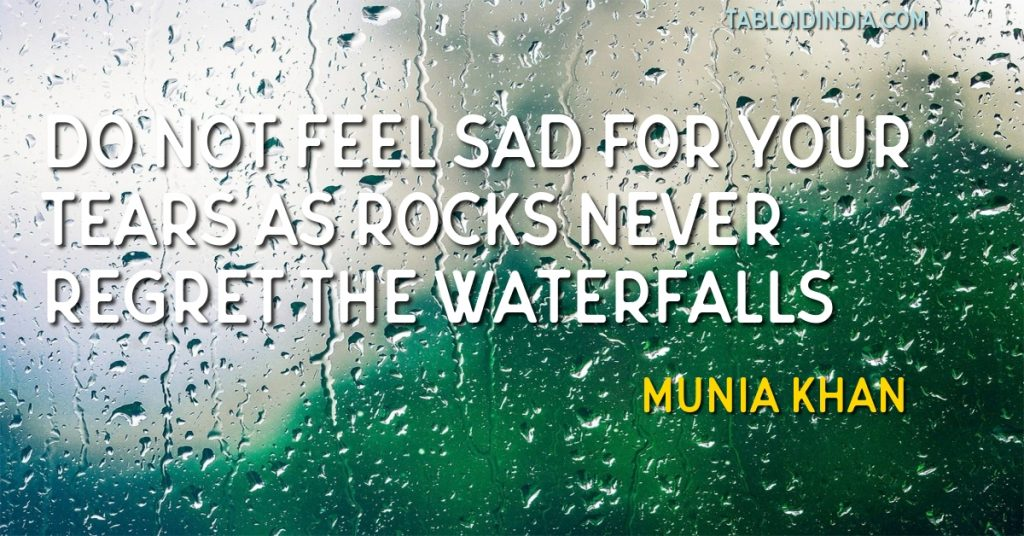 water quote