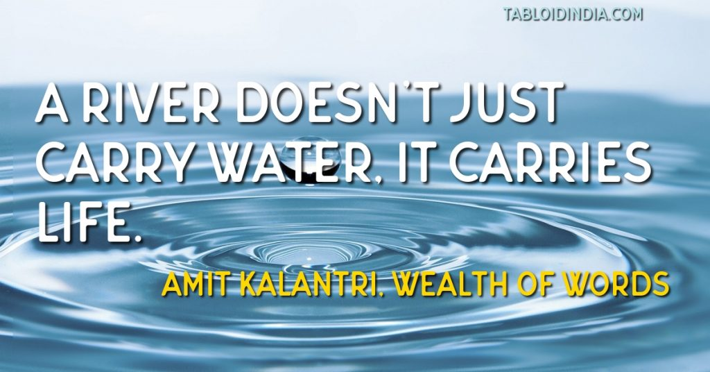 Quotes on Water Crisis and Shortage
