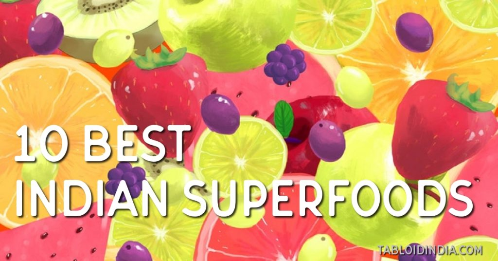 Healthy Indian Superfoods