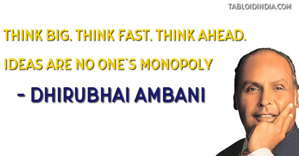 Dhirubhai Ambani: Most Inspiring Rags-to-Riches Story of India