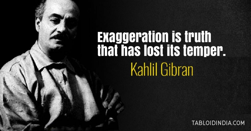 Best Quotes by American Poet Khalil Gibran