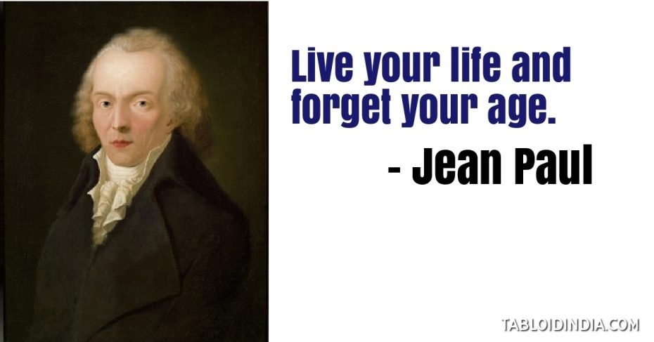 Quotes by German Writer Jean Paul