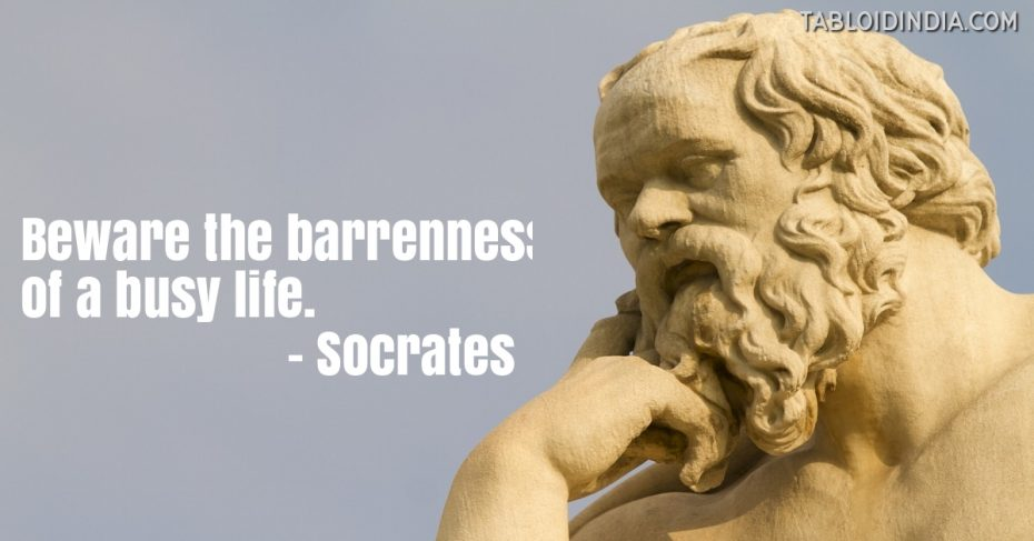 Golden Quotes by Greek Philosopher Socrates