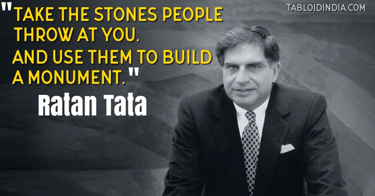 Ratan Tata: Inspiring Story about Learning from Failures