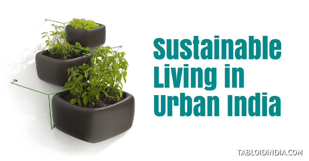 15+ Choices to Make for Sustainable Living in Urban India